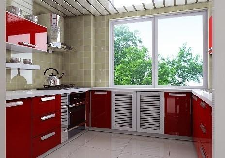 Economic kitchen designs history kitchen technology for Economic kitchen designs