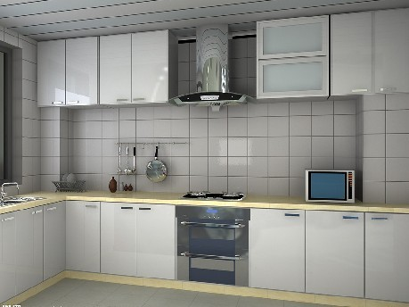 simple economic and practical kitchen design