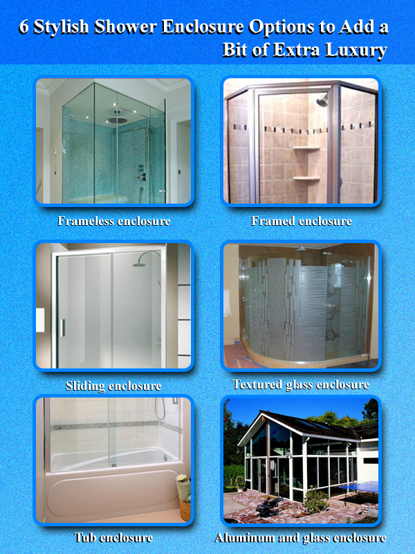 Stylish Shower Enclosure Options from eModernDecor Inc ...