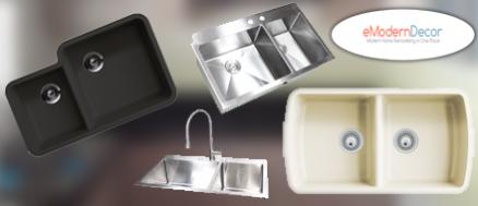 Ideal Kitchen Sinks