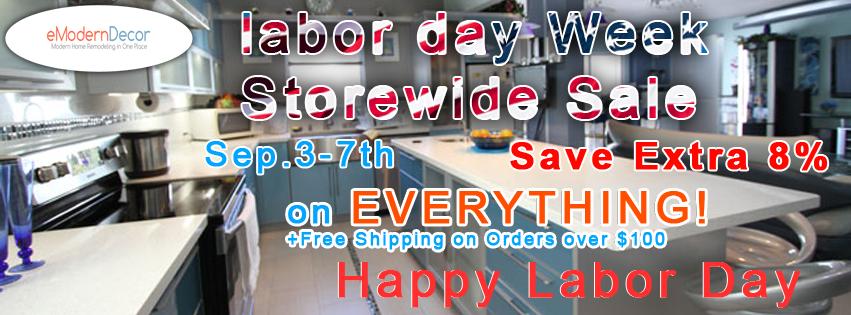 labor day store wide sale