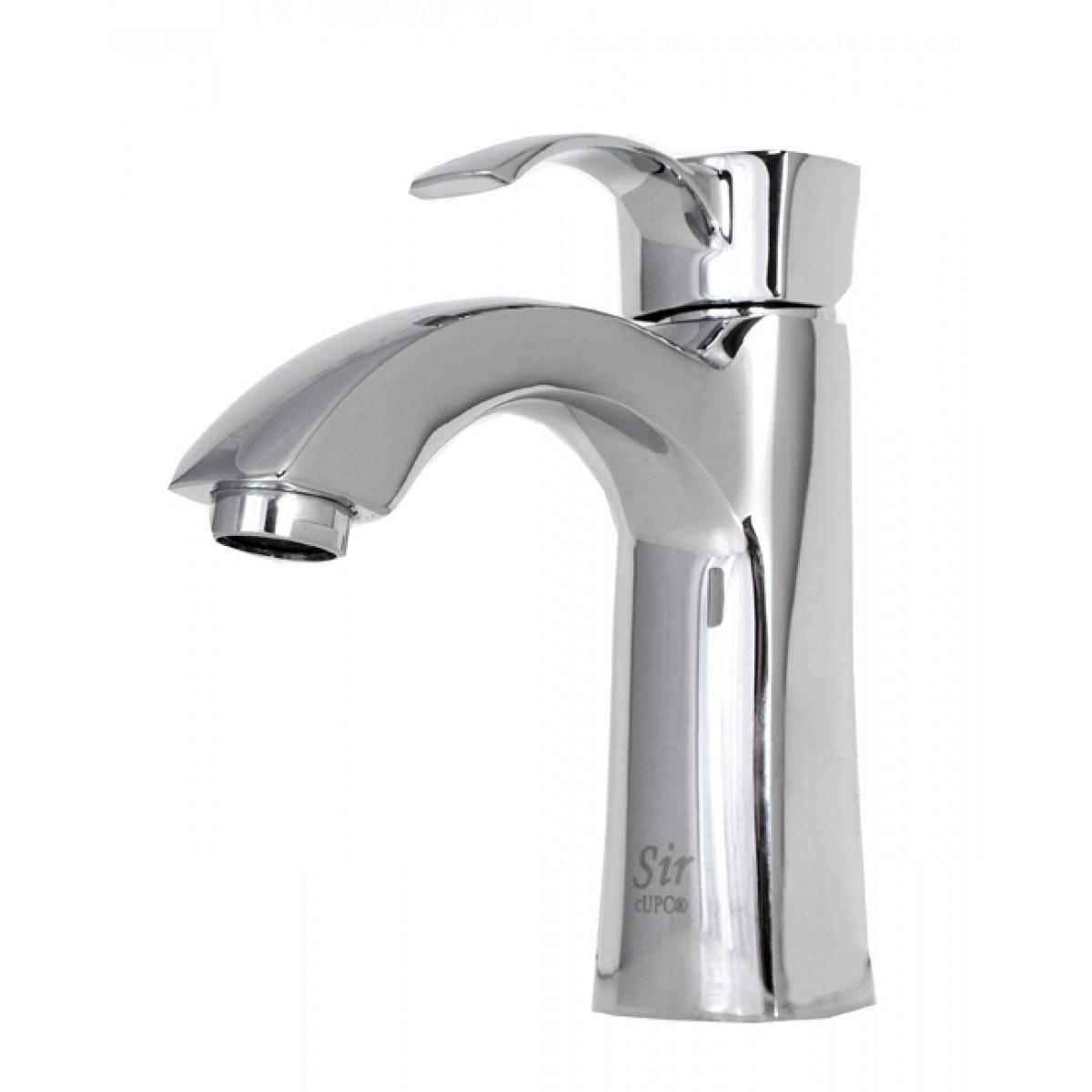 Lead Free Chrome Bathroom Lavatory Vessel Sink Faucet 6 1 2 X 3 1 4 Inch