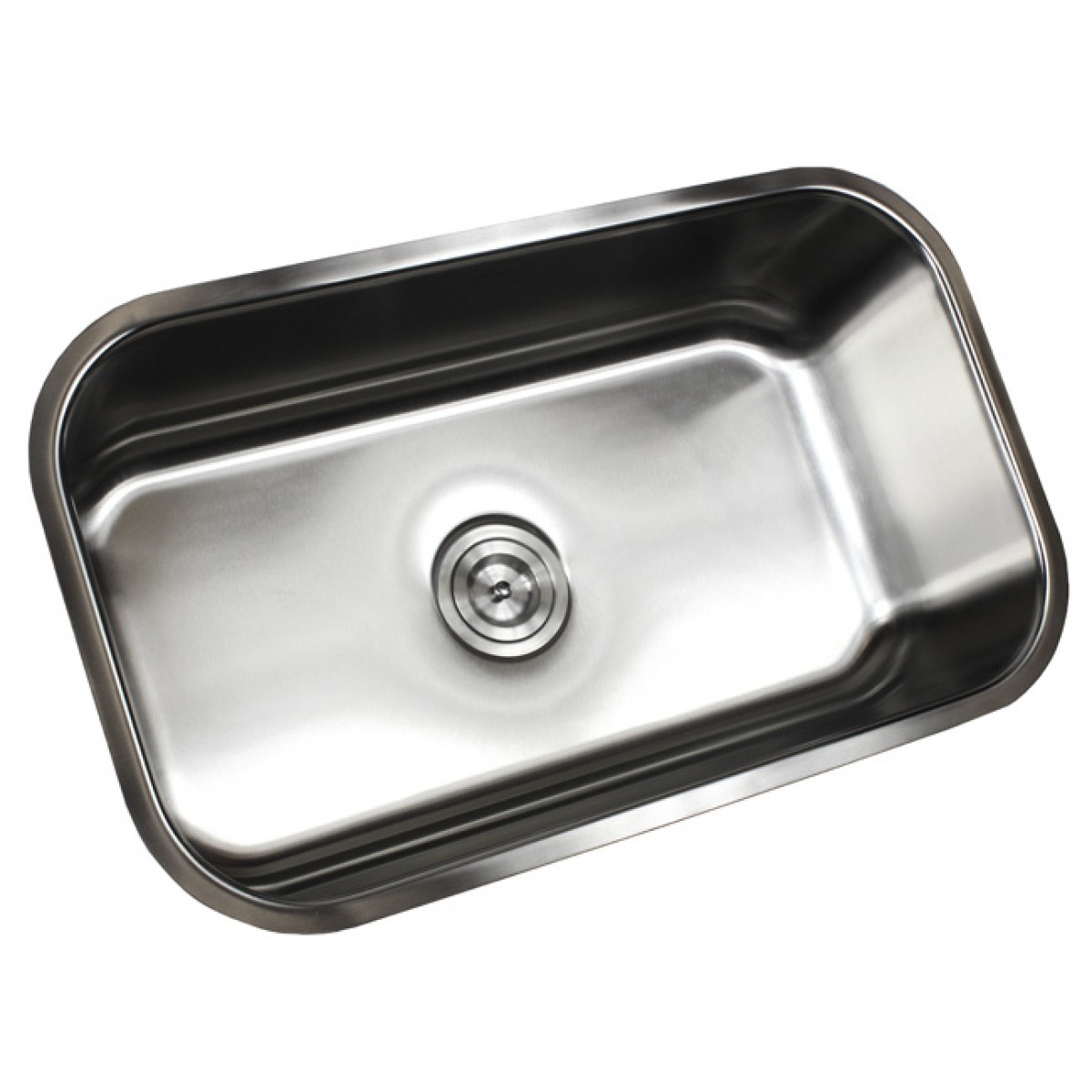 Ariel pearl 30 inch premium 16 gauge stainless steel - Stainless steel kitchen sink accessories ...