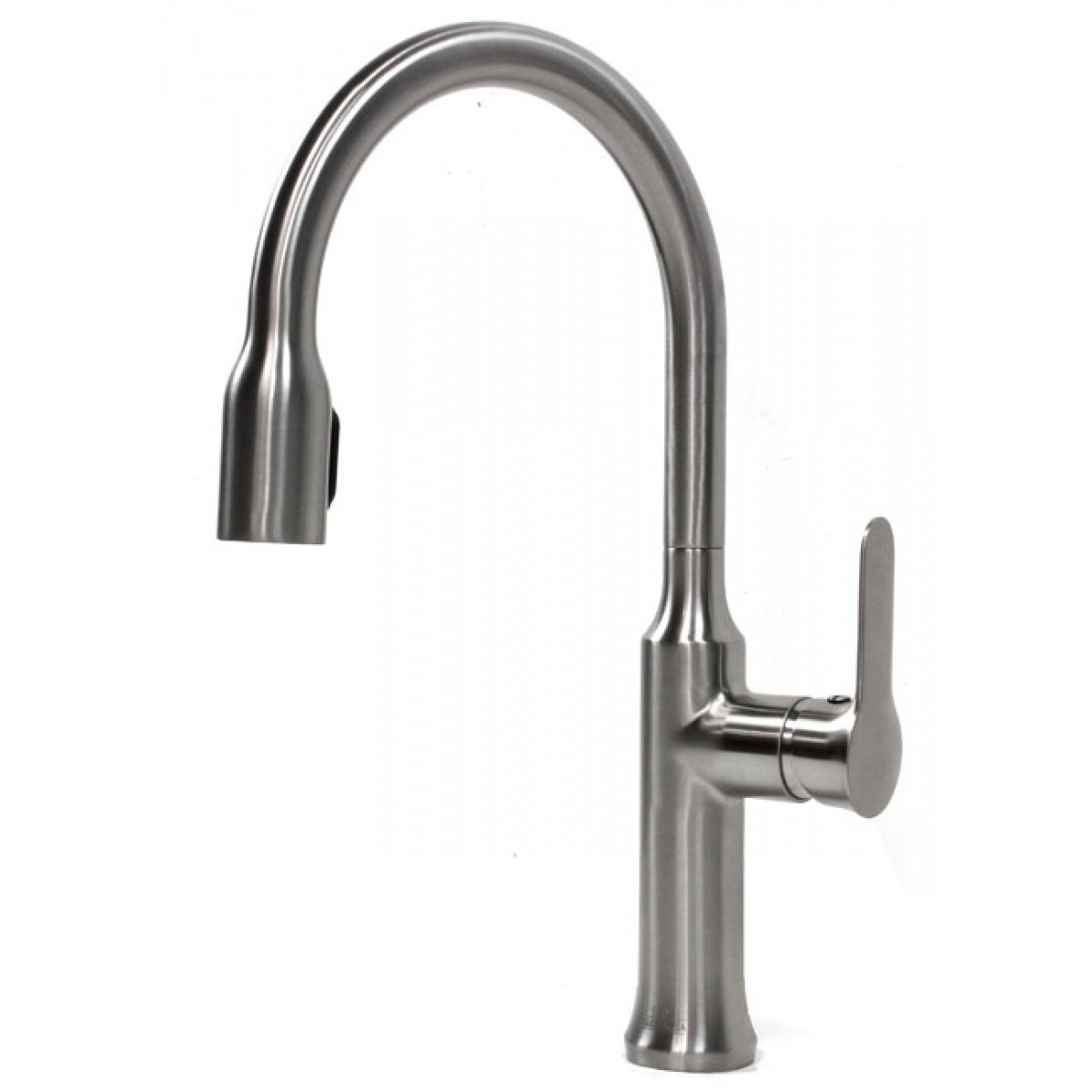 allora citadel design lead free brushed nickel kitchen bar faucet