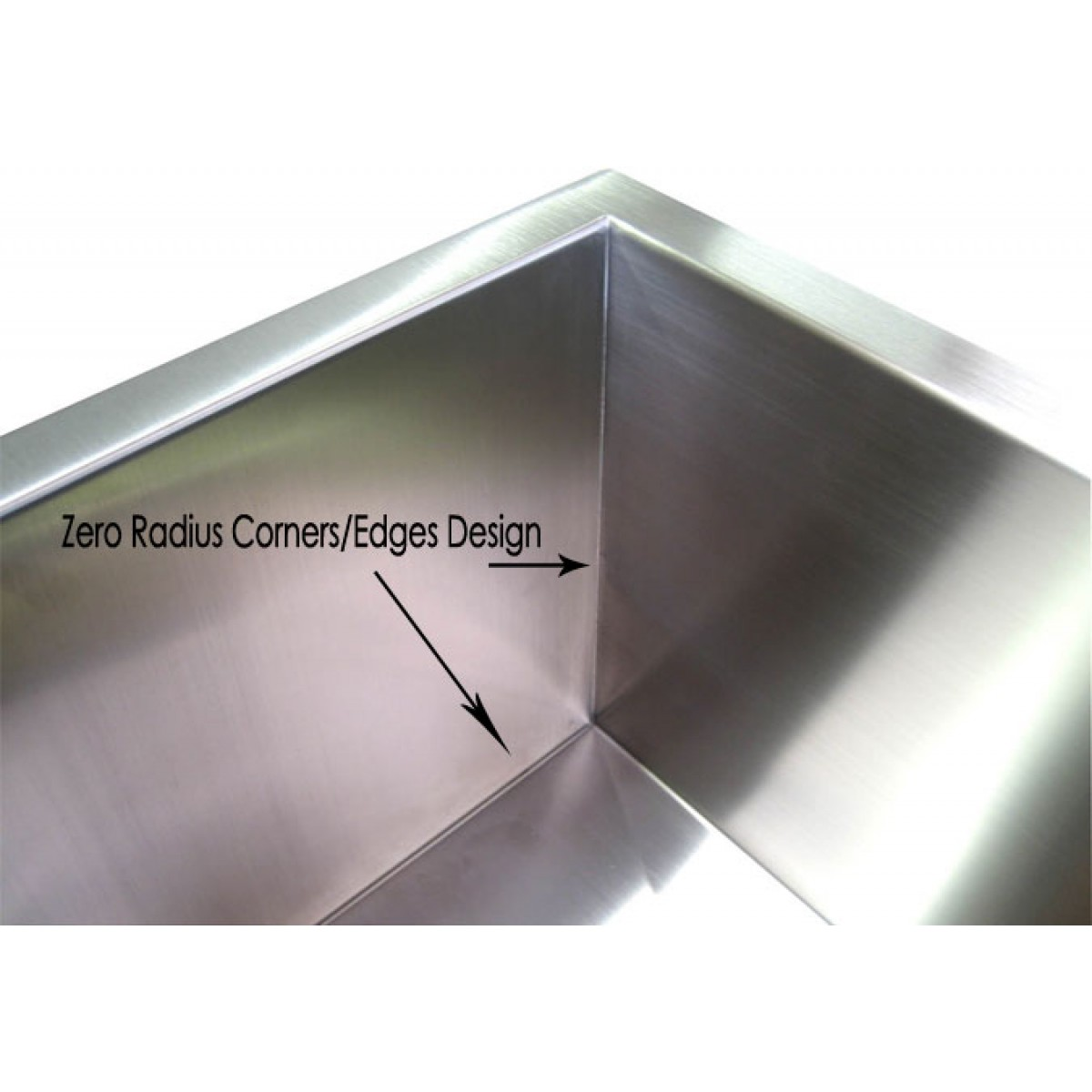 24 Inch Stainless Steel Farmhouse Sink : 36 Inch Stainless Steel Curved Front Farmhouse Apron Kitchen Sink 50 ...