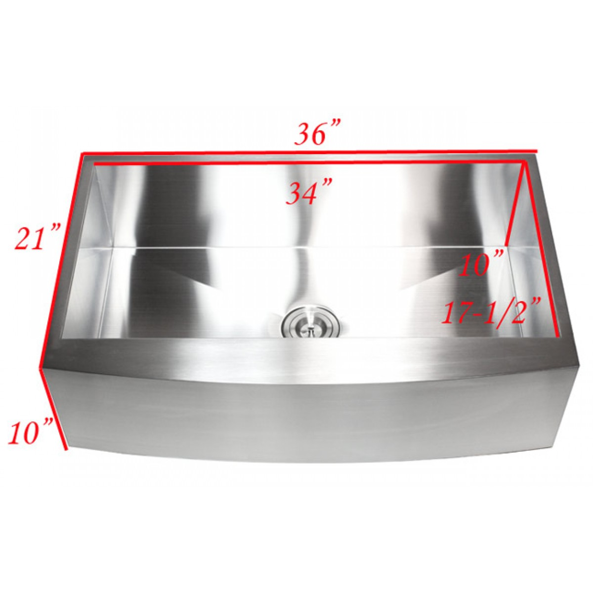 28 stainless steel apron sink reviews 32 inch stainless ste