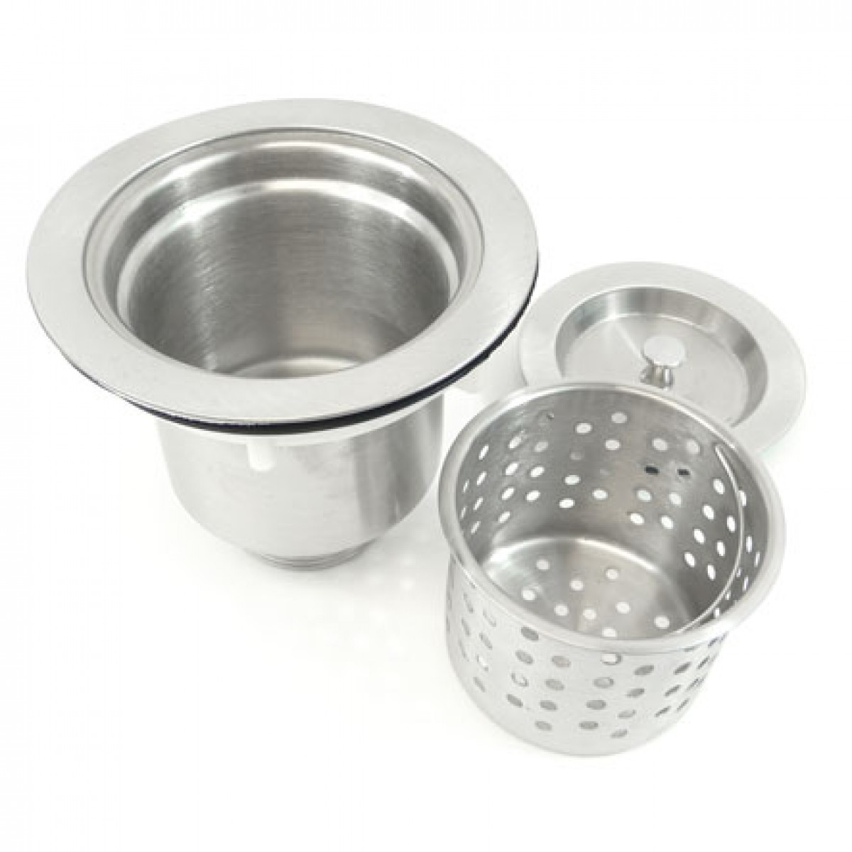 Kitchen Sink Strainer Basket Kitchen bar sink basket strainer with lift out basket workwithnaturefo