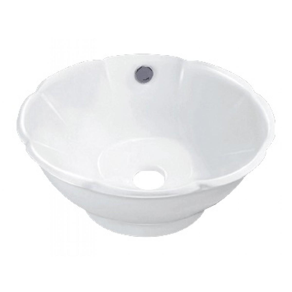 Porcelain Ceramic Single Hole Countertop Bathroom Vessel
