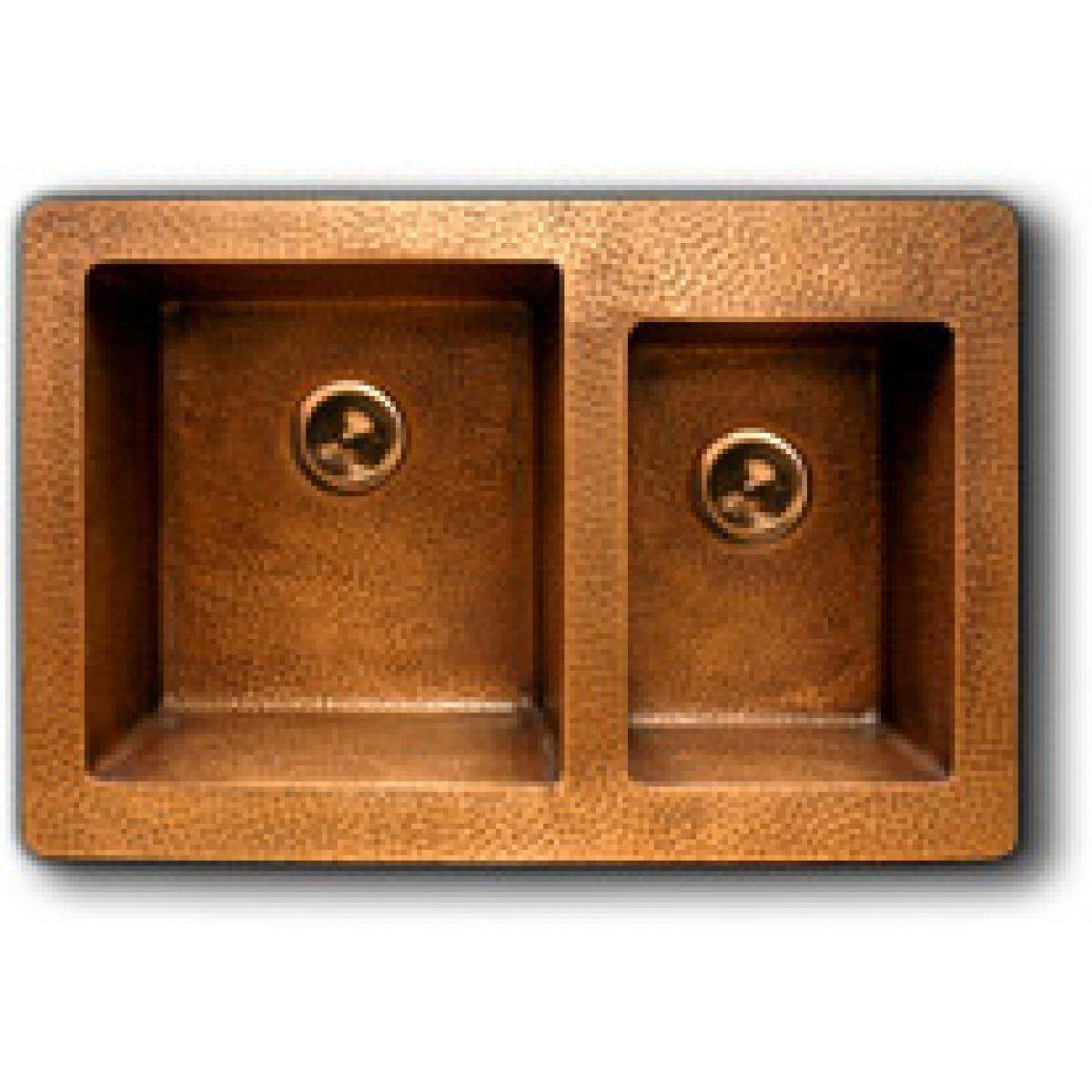 artist design hand hammered finish copper 60