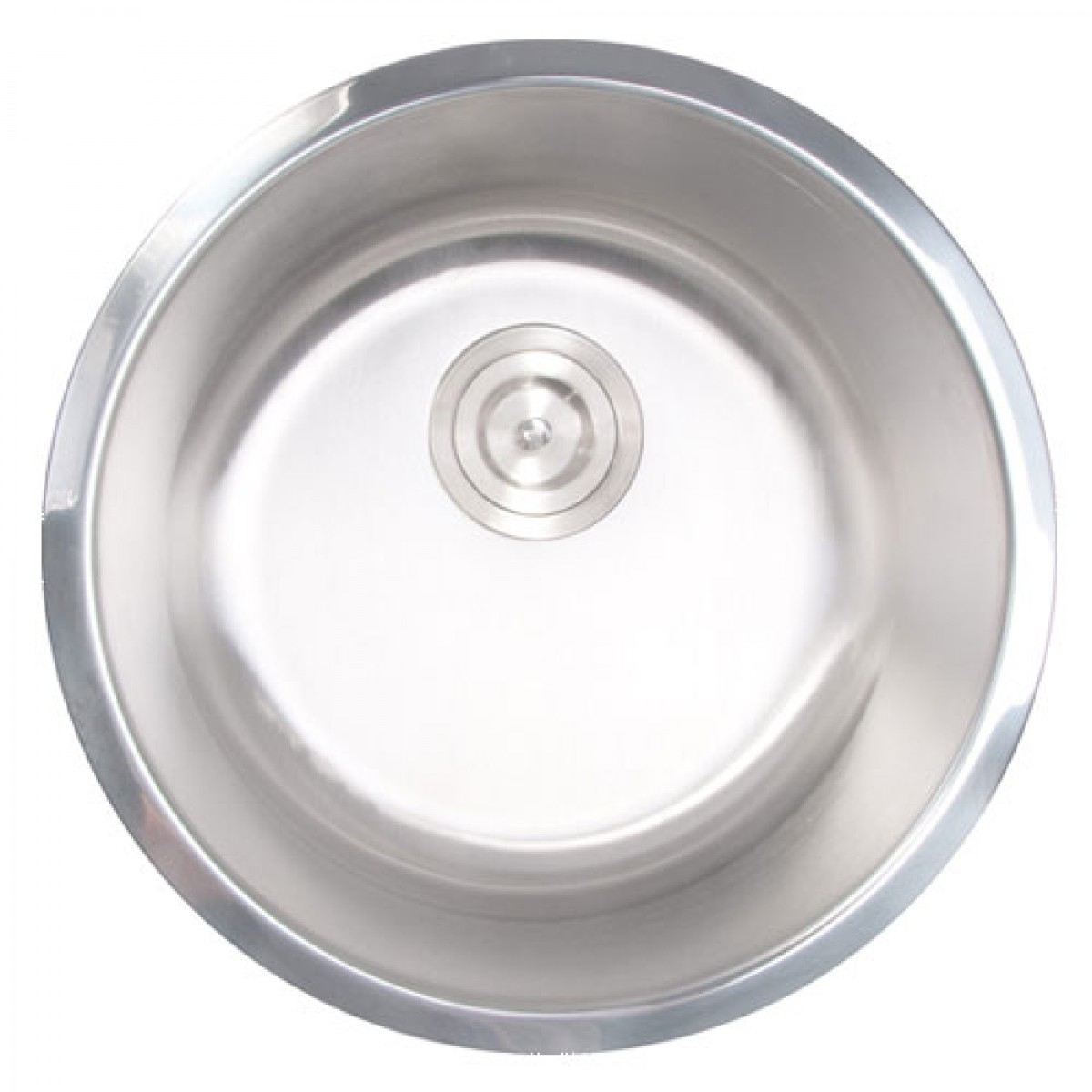 Bella 18 inch premium 16 gauge stainless steel undermount - 18 inch kitchen sink ...