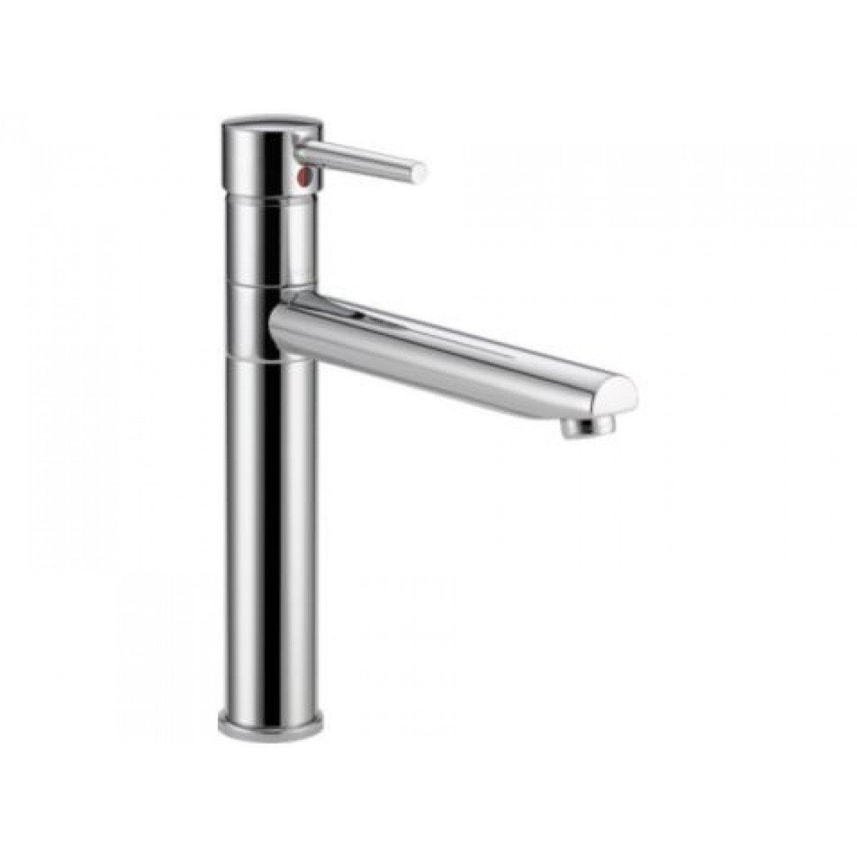 European Style Kitchen Faucet : Delta trinsic centerset lead free single handle european design kitchen faucet