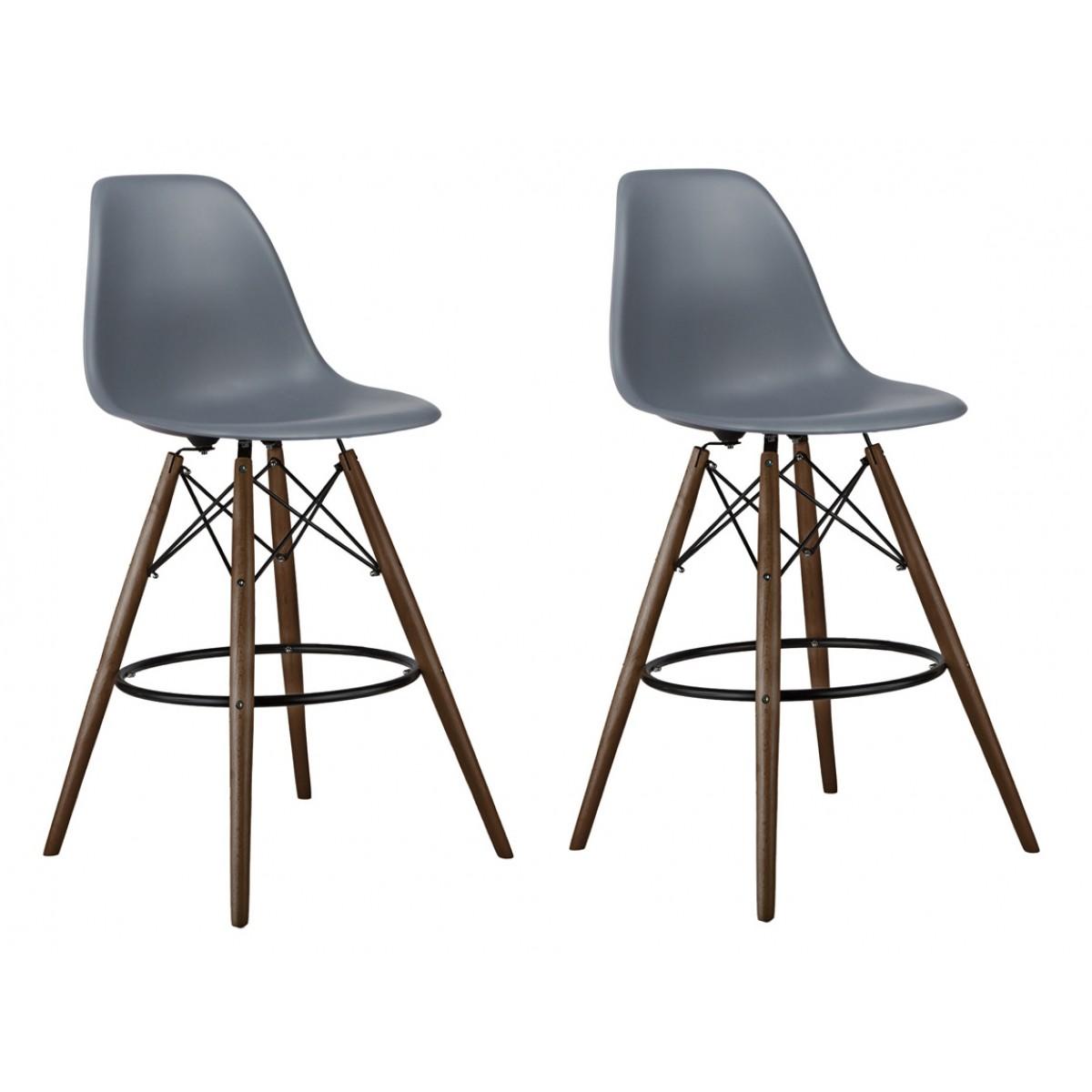eames bar stool