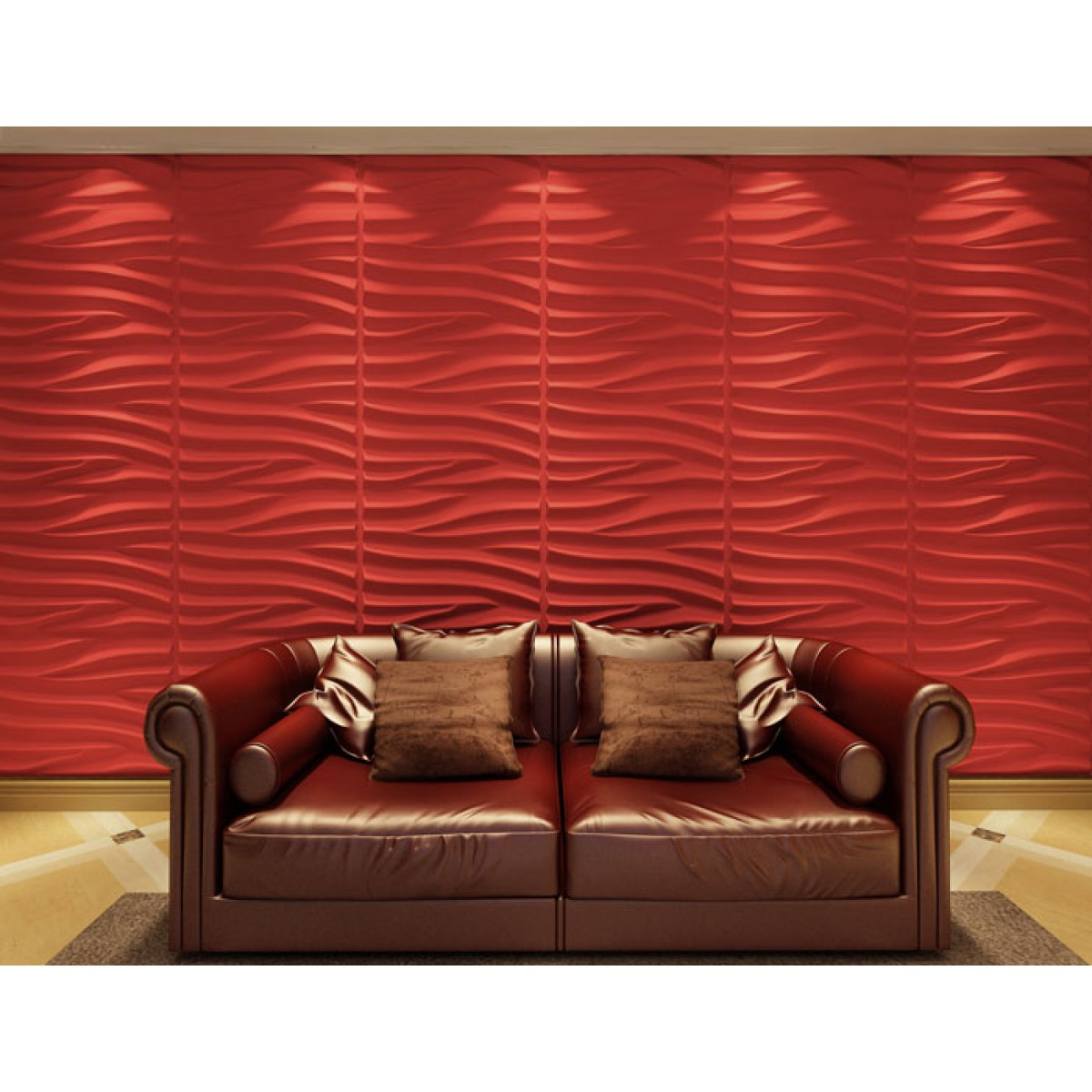 sand design 3d glue on wall panel. Black Bedroom Furniture Sets. Home Design Ideas