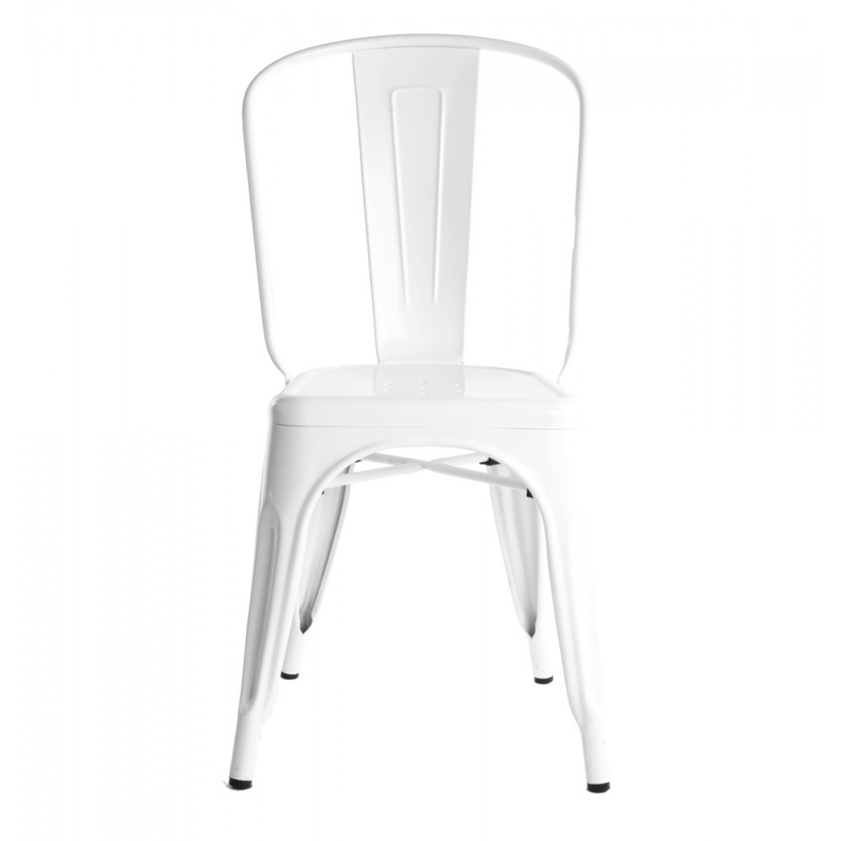 White tolix chair - With Your Purchase Receive At No Cost