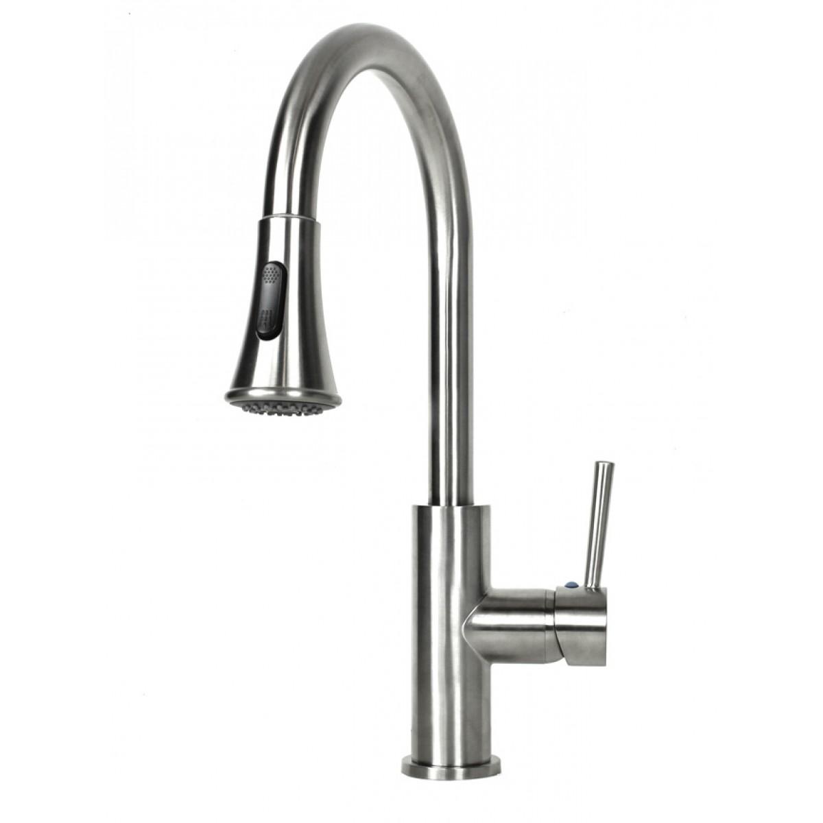 Kitchen Faucets Nickel Finish - Kitchen Design Ideas