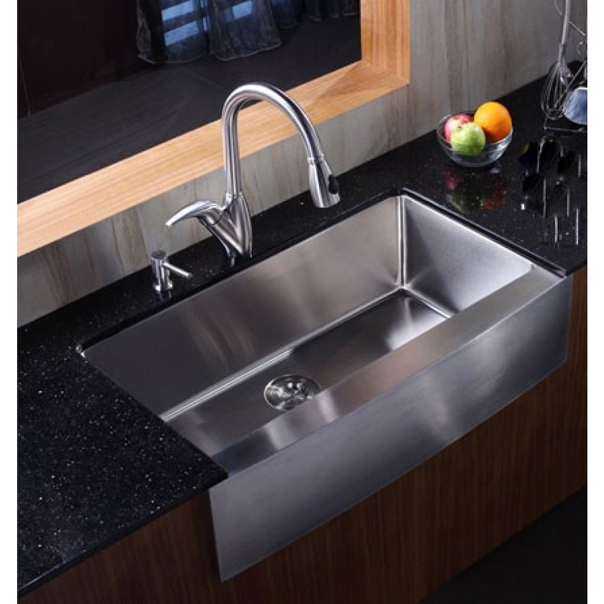 Stainless Stell Top Mount Kitchen Sink