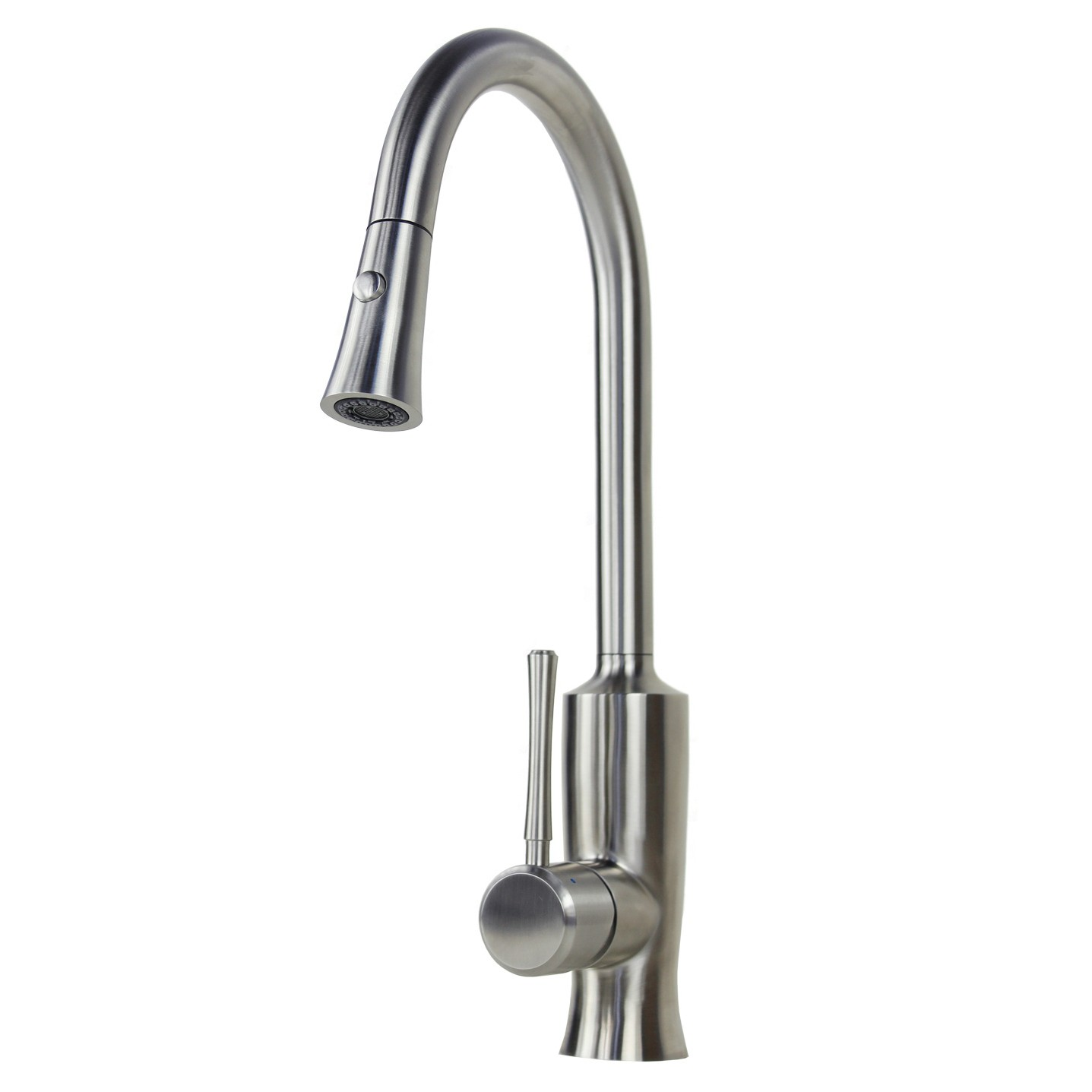 Ariel Venus Stainless Steel Lead Free Pull Out Sprayer Kitchen Faucet