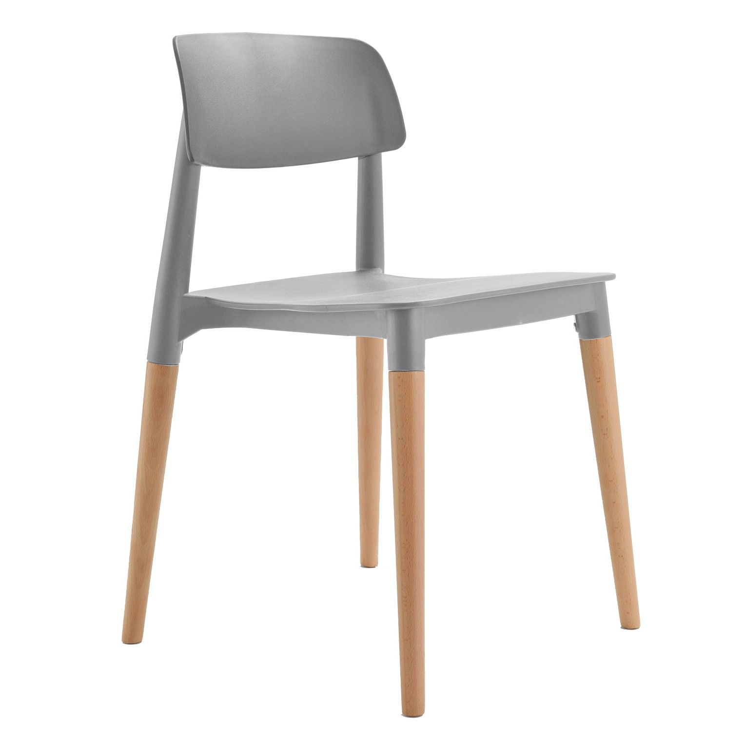 Bel Gray Dining Side Chair