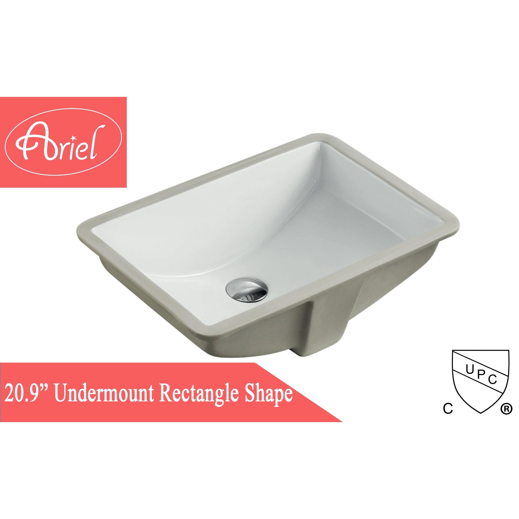 100 ceramic undermount kitchen sinks 1 5 ceramic vanity und