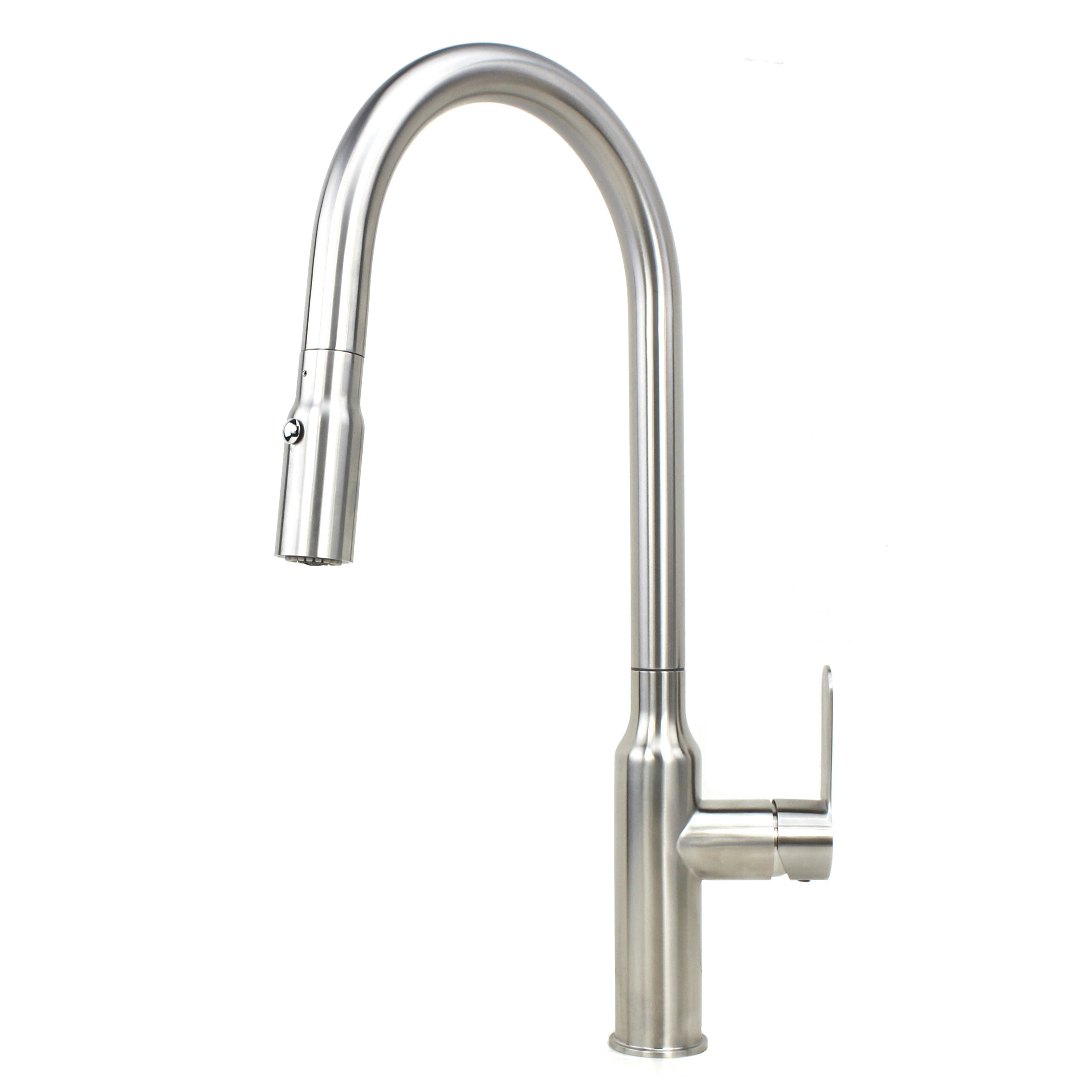 kitchen bowl kraus steel faucet with finish soap dp dispenser farmhouse and faucets stainless single sink