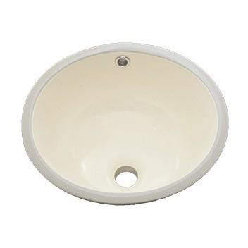 15 inch porcelain ceramic vanity undermount bathroom