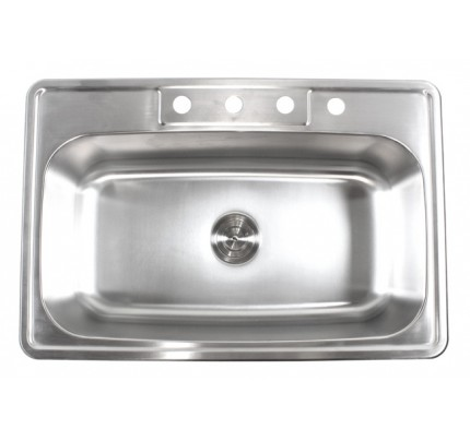 Top Mount Stainless Steel Kitchen Sinks top mount kitchen sinks | drop in kitchen sinks | drop in sinks