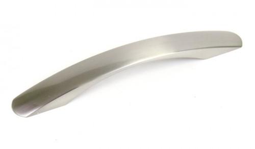 Arch 7-3/4 inch (196 mm) Cabinet Handle Bar Pull Stainless Steel Finish with 5 Inch (127 mm) Hole to Hole Spacing