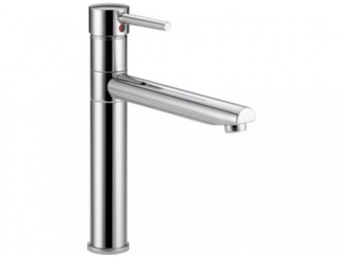 Delta Trinsic Centerset Lead Free Single Handle European Design Kitchen Faucet