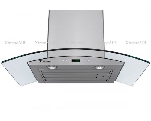 XtremeAIR 36 Inch Wall Mount Stainless Steel Range Hood D0236-B