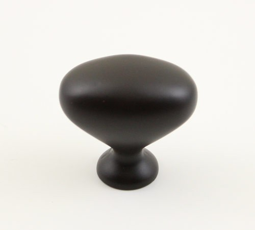 "Falcon Series 1-3/8"" Inch Diameter Oil Rubbed Bronze Finish Cabinet Pull Knob"