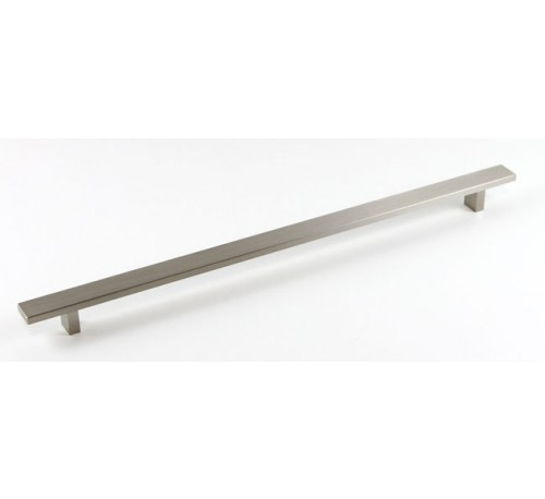 Italiano 20 inch (500 mm) Flat Solid Hard Aluminum Anodizing Cabinet Handle Bar Pull with 16-1/2 Inch (419 mm) Hole to Hole Spacing