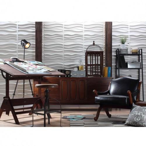 Tierra Pattern Design 3D Glue On Wall Panel / Wall Flats - Box of 12 (32.28 sqft)