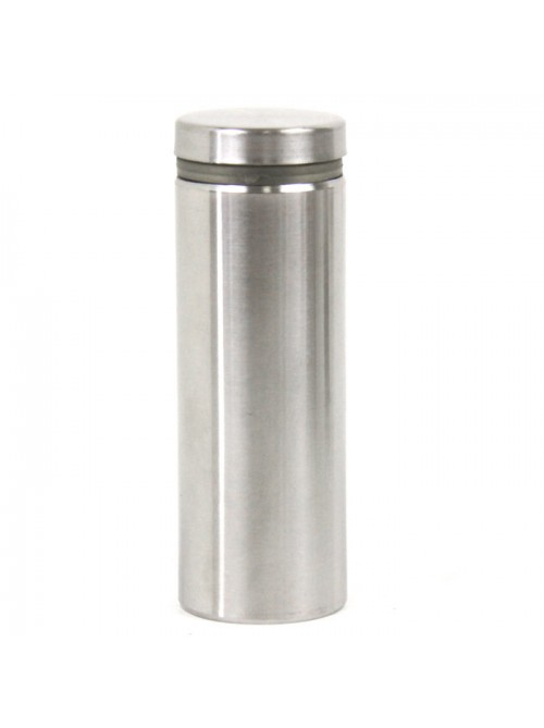 1 Inch Diameter by 2-1/2 Inch Long Stainless Steel Standoff Hardware