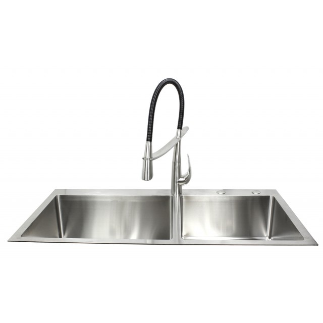 with your purchase receive at no cost  43 inch top mount   drop in stainless steel double bowl kitchen      rh   emoderndecor com