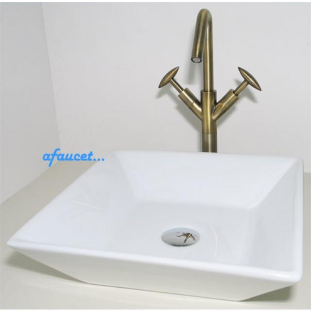 European Design Slope Wall Porcelain Ceramic Countertop