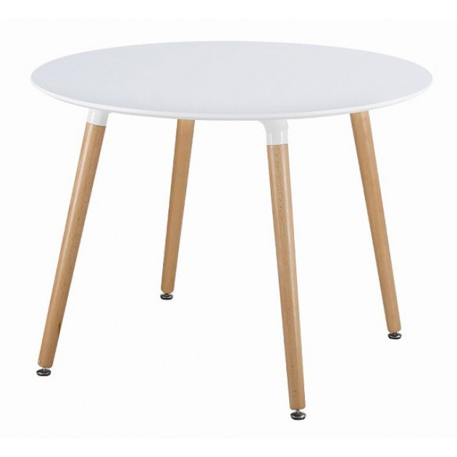 white round dining table. DSW White Round Dining Table U