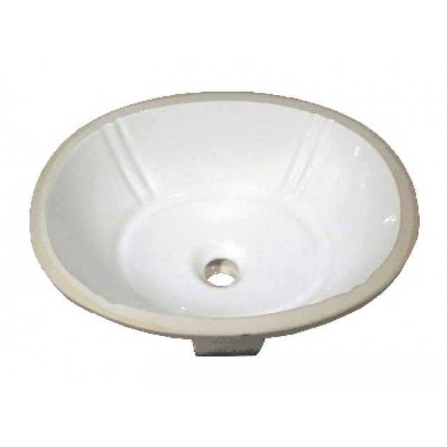 Rectangular white porcelain ceramic vanity undermount for Are vessel sinks out of style