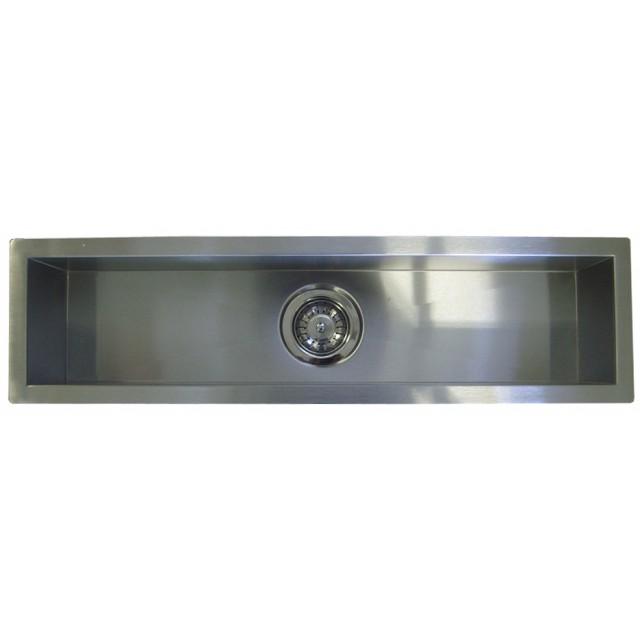 Narrow Bowl Kitchen Bar Prep Sink