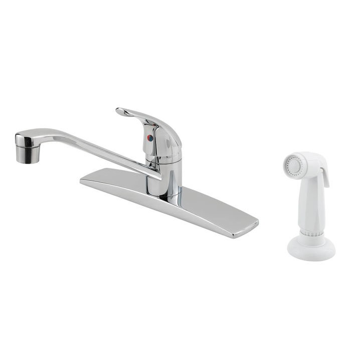 pfister pfirst lead free single handle kitchen faucet with moen woodmere lead free single handle pull out kitchen faucet