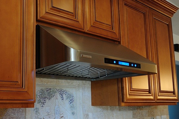 XtremeAIR 36 Inch Under Cabinet Stainless Steel Range Hood R230 ...