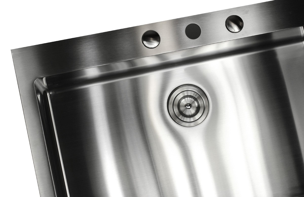 100 [ 33 Inch Stainless Steel Top ]