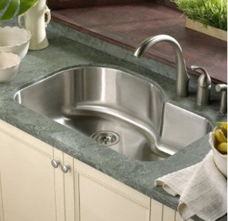 32 inch stainless steel undermount offset single bowl kitchen sink regular price 53600 workwithnaturefo