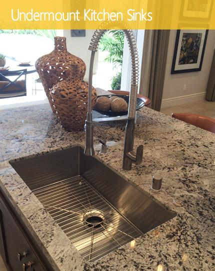 Kitchen Sinks | Stainless Steel Kitchen Sinks | Undermount Kitchen
