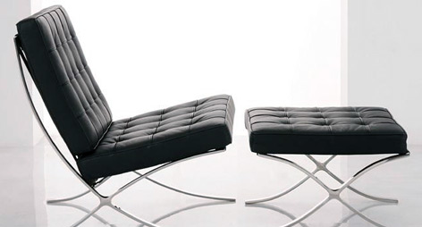 Barcelona Pavilion Lounge Chair