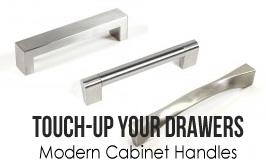 Modern Cabinet Handles