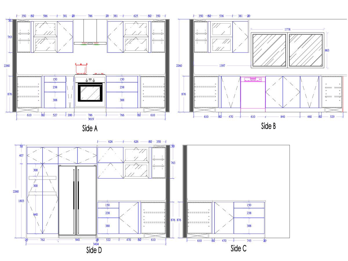 Custom Cabinets | Custom Made Cabinets | Modern Cabinets ...