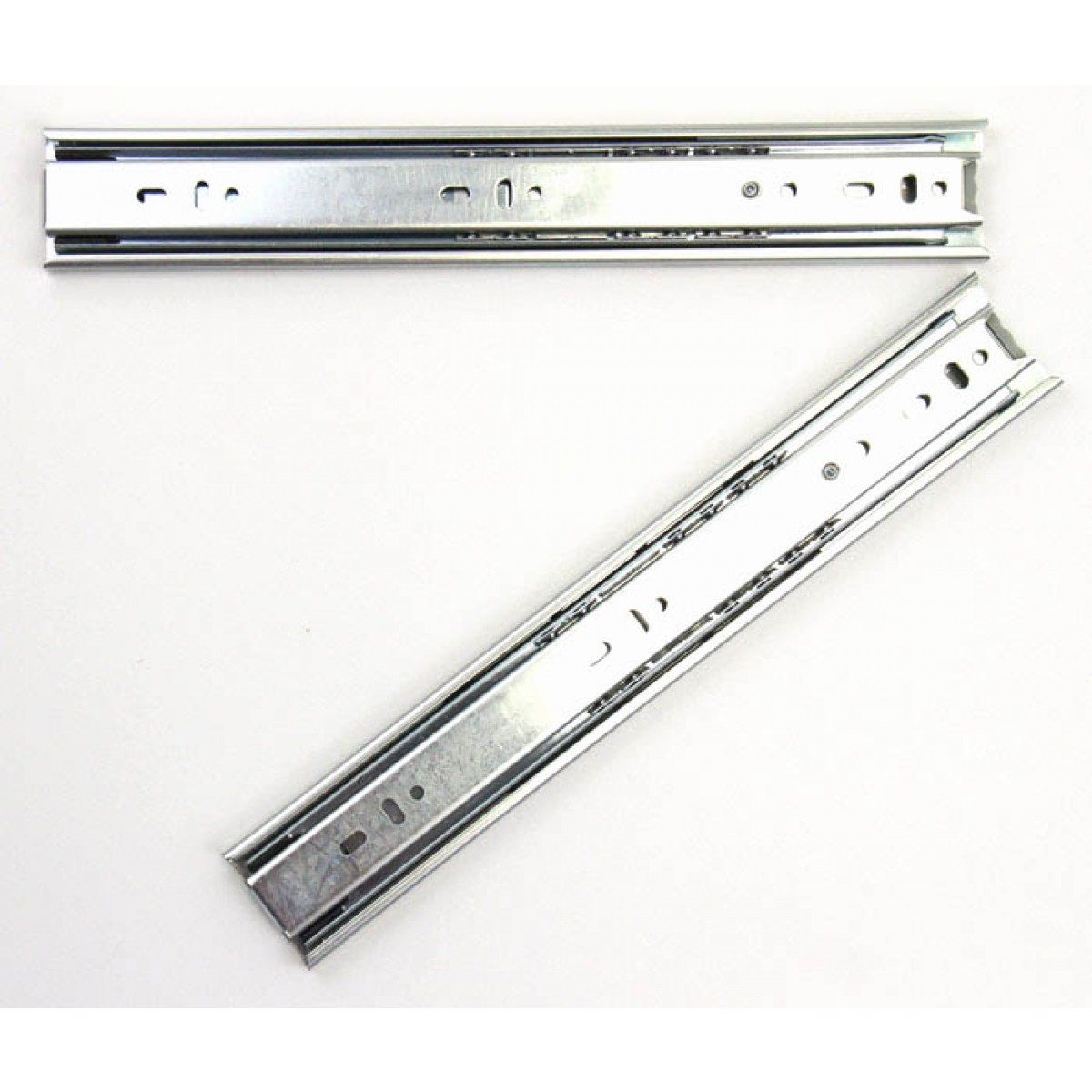 cabinet drawer slides 12 inch extension bearing side mount drawer 12843