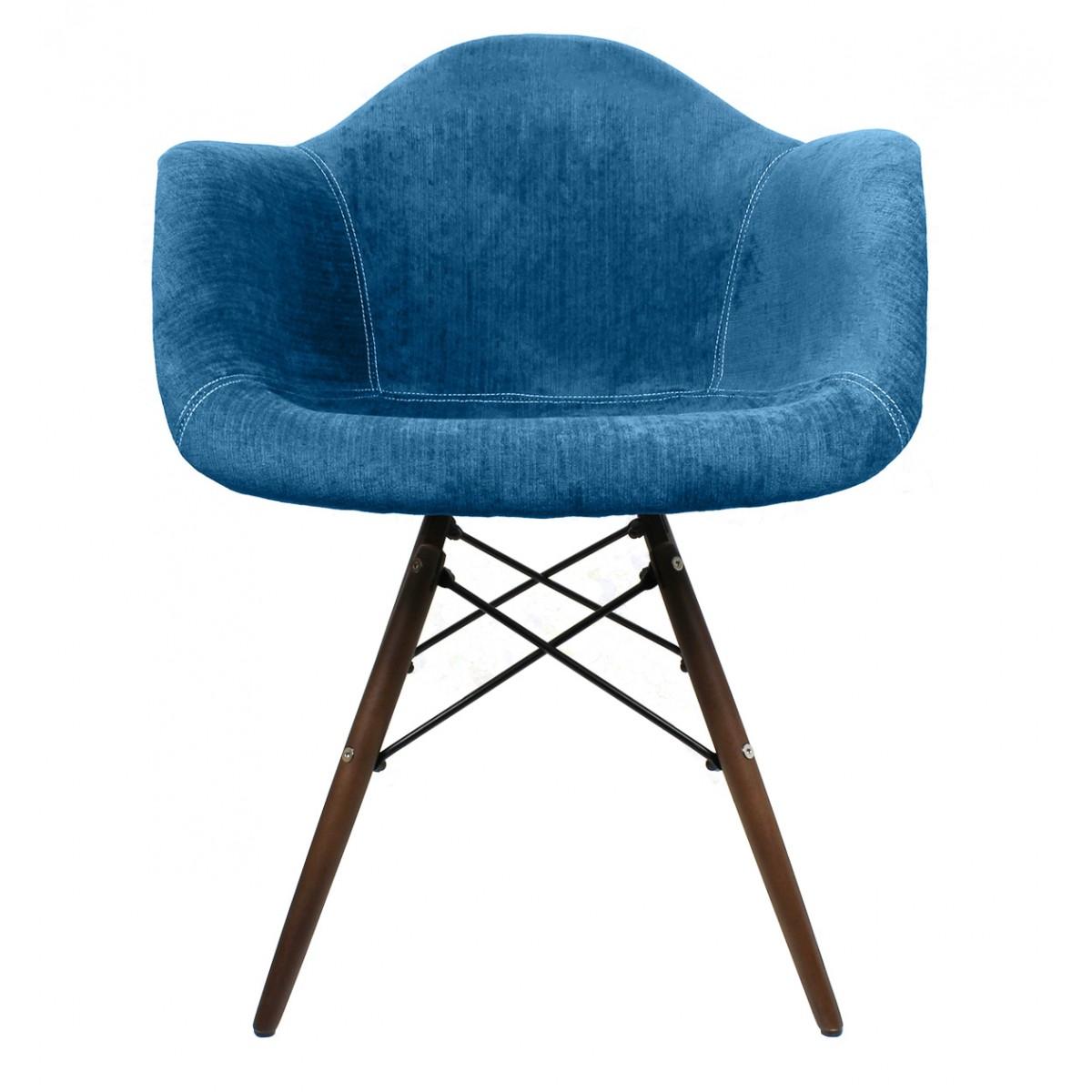 Superb Aqua Blue Velvet Fabric Accent Arm Chair Caraccident5 Cool Chair Designs And Ideas Caraccident5Info