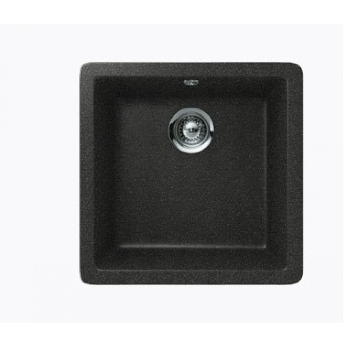 Black Undermount Kitchen Sink Single Bowl