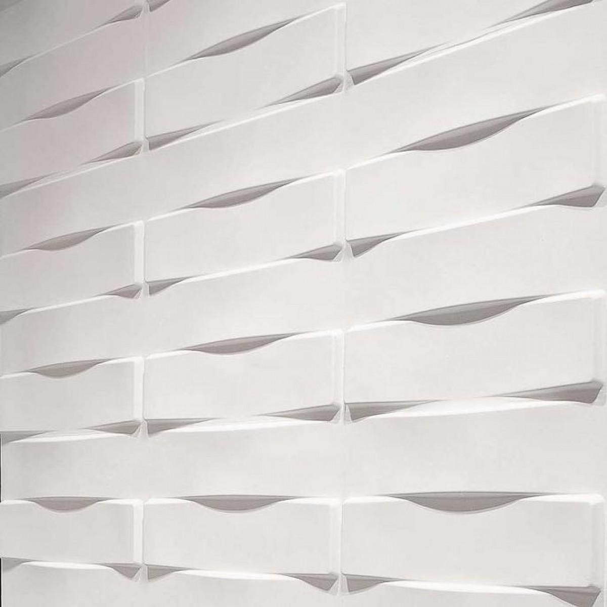 Stitch Pattern Design 3d Glue On Wall Panel Wall Flats